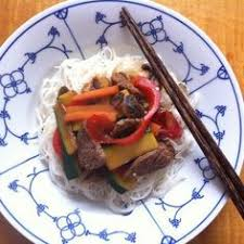 Glutenvrij chinees gerecht