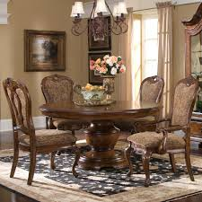 Five Piece Dining Room Sets Largo Traviata 5 Piece Round Dining Table Set Great American