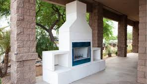 kitsap mantel kits depot prefab outside outdoor surround blower prefabricated concrete log burning home indoor masonry