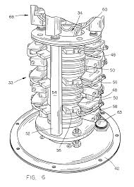 patent us7461798 collector ring for a center pivot irrigation patent drawing