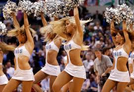 Dallas Mavericks Dancers Get Sexy New Uniforms Are Now.