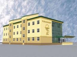 Скачать бесплатно дипломный проект ПГС Диплом № Поликлиника  Диплом №1136 Поликлиника в г Новый Уренгой