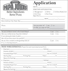 Printable Sample Job Application - Romeo.landinez.co