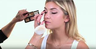 gigi hadid makeup tutorial victoria s secret