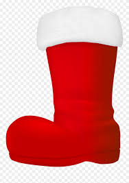 Santa Boot Template Boot Transparent Clip Art Image Gallery Yopriceville Santa