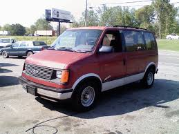 aaron_clark 1990 Chevrolet Astro's Photo Gallery at CarDomain