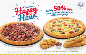 domino pizza msia promotion jan