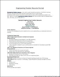 Easy Resume Template Free Gorgeous Basic Resume Sample Format Plus Easy Resume Template Free Simple