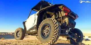Utv Wheel Weight Chart Fuel Utv Wheels Anza D918 Beadlock Wheel And Tire Proz