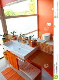 Kids Bathroom Modern Kids Bathroom Stock Photography Image 20377162