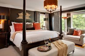 Bedroom: Black Canopy Bed Frame Displaying Iron Canopy Bed Frame In ...