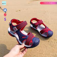 Dép sandal bé trai mới Mẫu 3 4