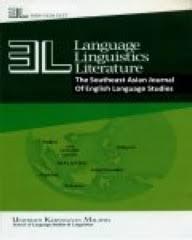 Hasil gambar untuk cover journal 3L language UKM