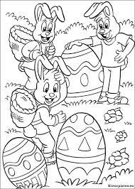 Kids N Fun 78 Kleurplaten Van Pasen Kleurplaten Printen Pasen