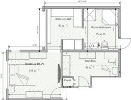 master bathroom floor plans with walk in closet. Plain Closet Contemporary Master Bathroom Floor Plans With Walkin Closet And With Walk In R