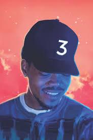 Coloring Book Album Chance The Rapper Dessincoloriage