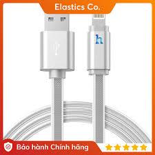 Cáp Sạc Nhanh Iphone Hoco UPL12 lightning dài 1.2 Mét - Đèn Led Siêu Chất -  Dây Sạc Chính hãng cho Iphone, Ipad