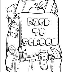 Preschool Sunday School Coloring Pages