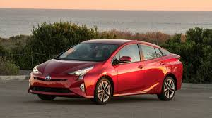 2016 Toyota Prius hybrid review and test drive with price ...