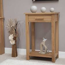 entrance tables furniture. Console Table Design, Thin Hallway Tables Square Small Solid Wooden With Drawer And Lower Shelf Entrance Furniture W