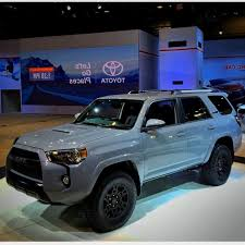 2018 toyota 4runner colors. brilliant 2018 2018 toyota 4runner auto show on colors p