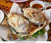 asian style grilled tilapia