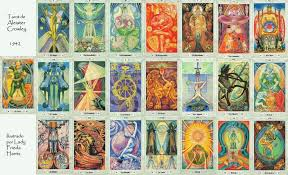 thoth tarot cards