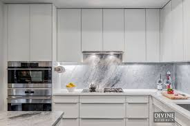 modern stylehen design and decor with cabinets interiors trend of builtin appliances in modular kitchen additions