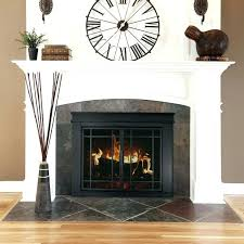 glass front fireplace het cleaning wood burning stove glass front fireplace