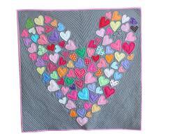 A Happy Little Heart Quilt (Pippa Patchwork)   Patchwork, Craft ... & A Happy Little Heart Quilt (Pippa Patchwork) Adamdwight.com