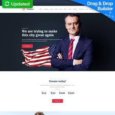 Political Website Templates Politics Website Templates Create A Political Website