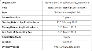 Mock Application Form Rajasthan Bstc D El Ed Exam Mock Test Smc Education