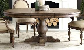 round pedestal kitchen table. Pedestal Dining Table With Leaf Perfect Round Rustic Kitchen R