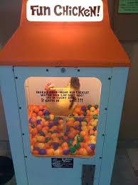 Starscroll Horoscope Vending Machine Simple This Egg Laying Toy Vending Machine Nostalgia