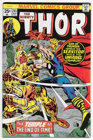 Mighty Thor #245