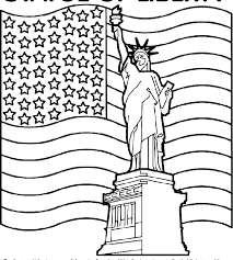 American Flag Coloring Coloring Pictures Coloring Flag Coloring Page