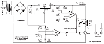 wiring diagram under voltage relay wiring image over under voltage protection of electrical appliances on wiring diagram under voltage relay