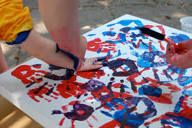 picture of paint the canvases