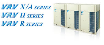Evaporator Coil Sizing Chart Vrv Multi Split Type Air Conditioners A Multi Split Type