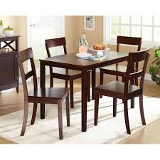 Beverly 5 Piece Dining Set Multiple Finishes Walmartcom