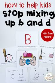 8 ways to stop b and d letter reversals