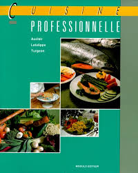 Cuisine Professionnelle Livre Modulo