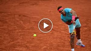 Watch the best moments of the match that opposed rafael nadal and egor gerasimov at. Roland Garros 2020 Rafael Nadal S Match Point Against Gerasimov