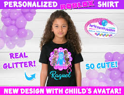 How to look popular in roblox 9 steps. Black Roblox Birthday Shirt Party Pieces Mcallen