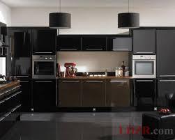Minneapolis Kitchen Cabinets Modern Black Kitchen Cabinets Monsterlune