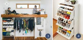 Interior Organization Ideas For Small Spaces Unique Clothing Curbly