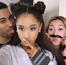 ariana grande s makeup artist daniel chinchilla reveals the secret to the star s beauty feat