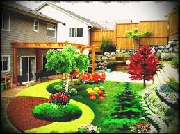 office landscaping ideas. Landscaping Ideas For Front Yard Privacy Backyard Flower Bed Corner Lot  Fence Amys Office Best Southern Office Landscaping Ideas D