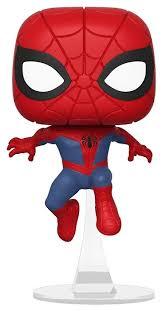 <b>Funko POP</b>! Marvel: <b>Spider</b>-<b>Man</b> - Питер Паркер 34755 — купить ...