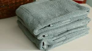 Image Bath Towels How To Fold Towel Better Homes And Gardens The Art Of Displaying Towels